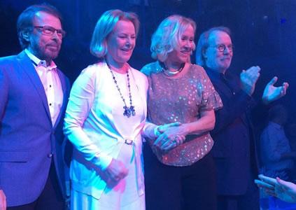 Grupo sueco Abba anuncia retorno com duas novas músicas